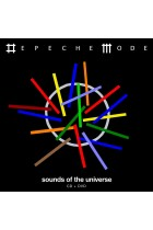 Купити - Поп - Depeche Mode: Sounds of the Universe (CD+DVD) (Import)