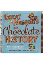 Купити - Книжки - Great Moments in Chocolate History. With 20 Classic Recipes from Around the World