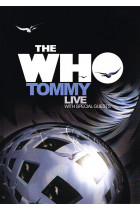 Купити - Музика - The Who: Tommy Live With Special Guests (Import)