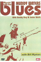 Купити - Музика - Muddy Waters With Buddy Guy & Junior Wells: Messin' With The Blues (Import)