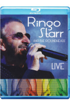 Купити - Музика - Ringo Starr & The Roundheads: Sound Stage (BD) (Import)