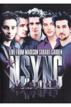 Купити - Музика - N Sync: Live From Madison Square Garden (Import)