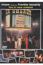 Купити - Музика - Maze Featuring Frankie Beverly: Live In New Orleans (Import)