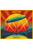 Купити - Музика - Led Zeppelin: Celebration Day (2 CD+DVD) (Import)