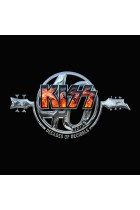 Купити - Музика - Kiss: Kiss 40 - Decades Of Decibels (2 CD) (Import)