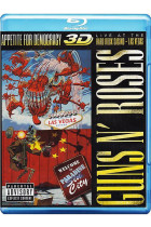 Купити - Музика - Guns N' Roses: Appetite For Democracy 3D (BD) (Import)