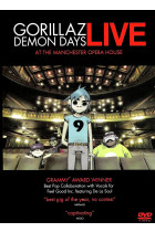 Купити - Музика - Gorillaz: Demon Days Live At The Manchester Opera House (Import)