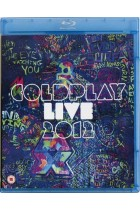 Купити - Музика - Coldplay: Live 2012 (BD+CD) (Import)