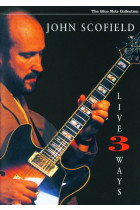 Купити - Музика - John Scofield: Live 3 Ways (Import)