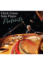 Купити - Музика - Chick Corea: Chick Corea Solo Piano - Portraits (2 CD) (Import)