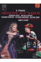 Купити - Музика - Deborah Voigt, Natalie Dessay, Susanne Mentzer, Richard Margison, Nathan Gunn: Richard Strauss - Ariadne Auf Naxos - James Levine Celebrating 40 Years At The Metropolitan Opera (Import)