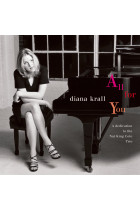 Купити - Музика - Diana Krall: All For You - A Dedication To The Nat King Cole Trio (Import)