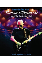 Купити - Музика - David Gilmour: Remember That Night - Live At The Royal Albert Hall (2 DVD) (Import)