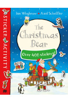 The Christmas Bear Sticker Book