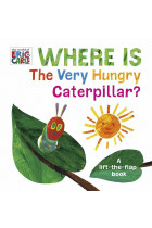 Купити - Книжки - Where is the Very Hungry Caterpillar?