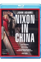 Купити - Музика - John Adams: Nixon in China. The Metropolitan Opera HD Live (Import) (Blu-Ray + DVD)