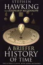 Купити - Книжки - A Briefer History of Time