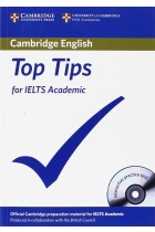 Купити - Книжки - Top Tips for IELTS Academic Paperback (+CD)
