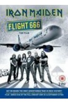Купити - Музика - Iron Maiden: Flight 666. The Film (2 DVD) (Import)