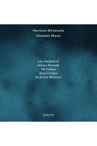 Купити - Музика - Lisa Batiashvili, Adrian Brendel, Till Fellner, Amy Freston, Roderick Williams: Harrison Birtwistle - Chamber Music (Import)