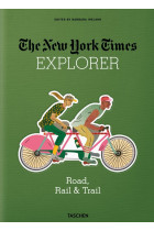 Купити - Книжки - The New York Times Explorer: Road, Rail & Trail