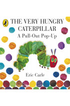 Купити - Книжки - The Very Hungry Caterpillar. A Pull-Out Pop-Up