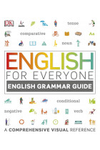 Купити - Книжки - English Grammar Guide. A comprehensive visual reference