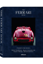 Купити - Книжки - The Ferrari Book. Passion for Design