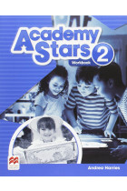 Купити - Книжки - Academy Stars. Level 2. Workbook