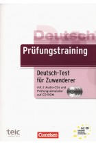 Купити - Книжки - Prufungstraining Daf: Deutsch-Test Fur Zuwanderer. Ubungsbuch (+CD)