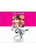 Купити - Книжки - Alter Ego + 3: CD Audio Classes (3 CD)