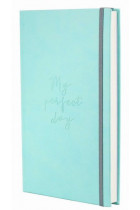 Купити - Блокноти - Блокнот LifeFLUX Notebook My perfect day М'ятний (LFNBELMI003)