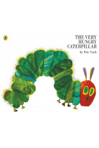 Купити - Книжки - The Very Hungry Caterpillar