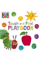 Купити - Книжки - The Very Hungry Caterpillar. Touch and Feel Playbook