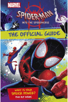 Купити - Книжки - Marvel Spider-Man. Into the Spider-Verse The Official Guide