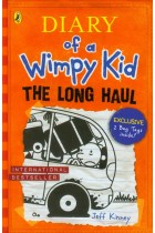 Купити - Книжки - Diary of a Wimpy Kid Book9: The Long Haul