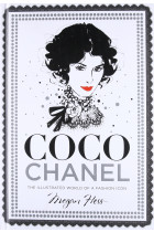 Купити - Книжки - Coco Chanel. The Illustrated World of a Fashion Icon