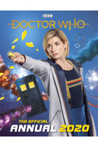 Купити - Книжки - Doctor Who: Official Annual 2020