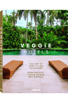 Купити - Книжки - Veggie Hotels. The Joy of Vegetarian Vacations