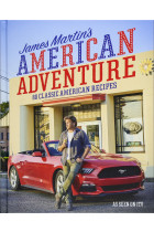 Купити - Книжки - James Martins. American Adventure
