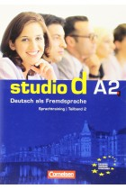 Купити - Книжки - Studio D in Teilbanden: Sprachtraining A2