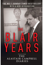 Купити - Книжки - The Blair Years: Extracts from the Alastair Campbell Diaries