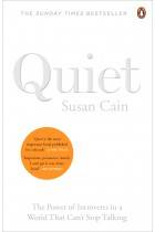 Купити - Книжки - Quiet: The Power of Introverts in a World That Can't Stop Talking