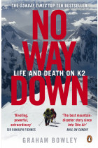 Купити - Книжки - No Way Down. Life And Death On K2