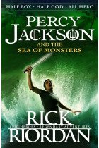 Купити - Книжки - Percy Jackson And The Sea Of Monsters