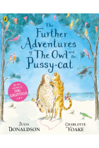 Купити - Книжки - The Further Adventures of the Owl and the Pussy-cat