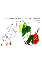 Купити - Книжки - My Own Very Hungry Caterpillar Colouring Book