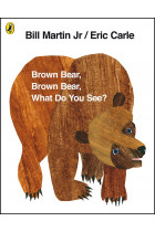 Купити - Книжки - Brown Bear, Brown Bear, What Do You See?