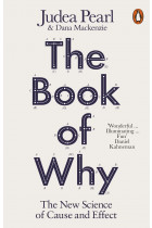 Купити - Книжки - The Book of Why. The New Science of Cause and Effect