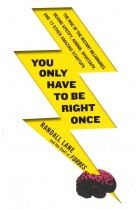 Купити - Книжки - You Only Have To Be Right Once